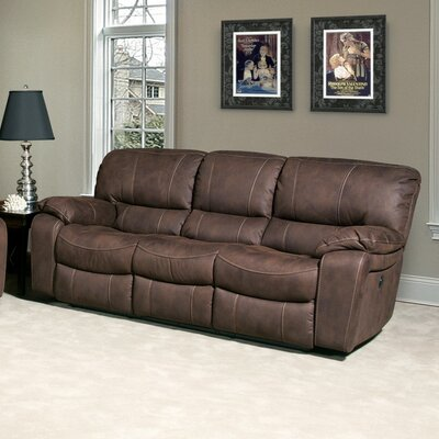 Jupiter Manual Dual Reclining Sofa by Parker House