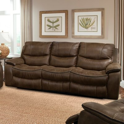 Remus Dual Power Reclining Sofa by Parker House