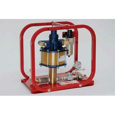 2.5 GPM Pneumatic Hydrostatic Test Pump by Rice Hydro