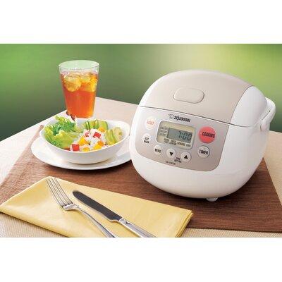 Zojirushi Micom 3-Cup Rice Cooker and Warmer