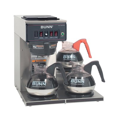 Automatic Commercial Coffee Maker by Bunn