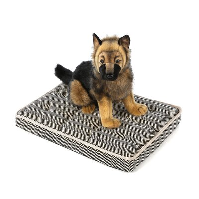 Luxury Crate Mattress Dog Bed by Bowsers