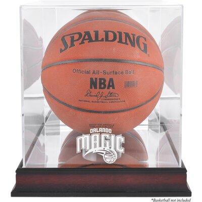 Mounted Memories NBA Logo Basketball Display Case