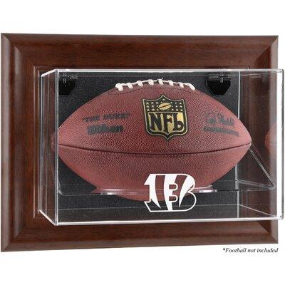 Mounted Memories NFL Wall Mounted Logo Football Case
