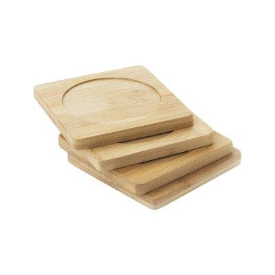 Bamboo Coaster by Natural Home