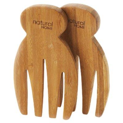 Natural Home Bamboo Salad Hand