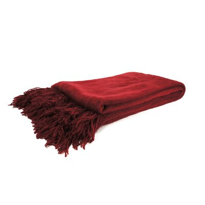 Pur Blended Moda Flurry Modal Throw Blanket by Cashmere Republic