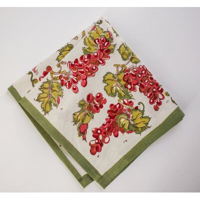 Grapevines Napkins by Couleur Nature