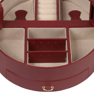 WOLF Heritage Yin Yang Jewelry Box