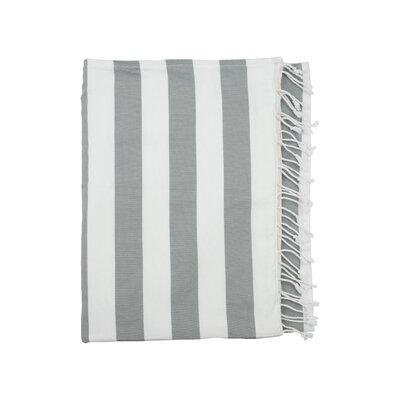 Deck Beach Towel by Nine Space