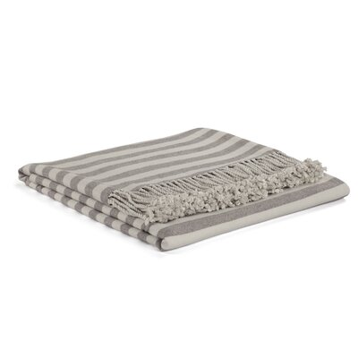 Bamboo Viscose Throw by Nine Space