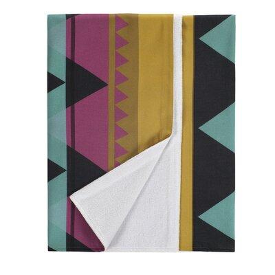 Savanna Cotton Beach Towel by Nine Space