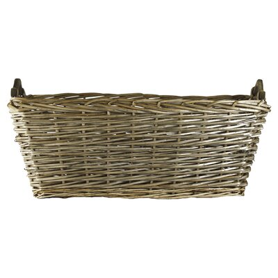 Zentique Inc. Large French Market Rectangle Basket