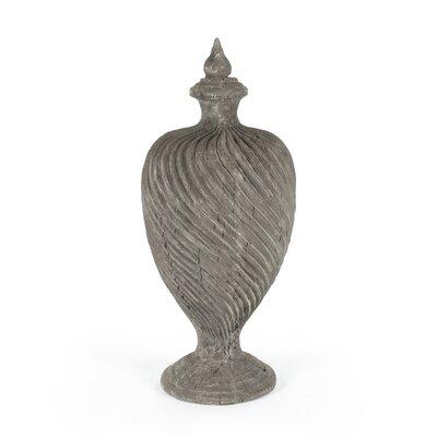Julius Decorative Urn by Zentique Inc.