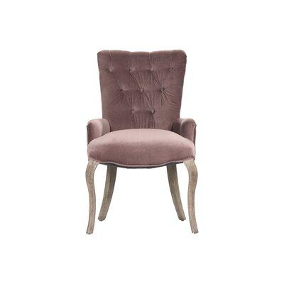 Iris Tufted Arm Chair by Zentique Inc.