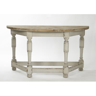 Rouen Distressed Console Table by Zentique Inc.