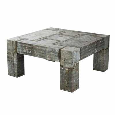 Zentique Inc. Patched Coffee Table