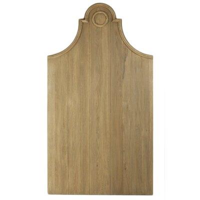 Zentique Inc. Panel Wood Headboard