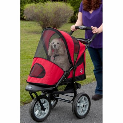 AT3 Generation 2 All Terrain Pet Stroller by Pet Gear