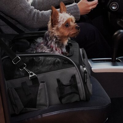 Booster Seat Pet Carrier by Pet Gear