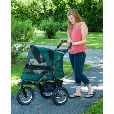 No-Zip Jogger Pet Stroller by Pet Gear