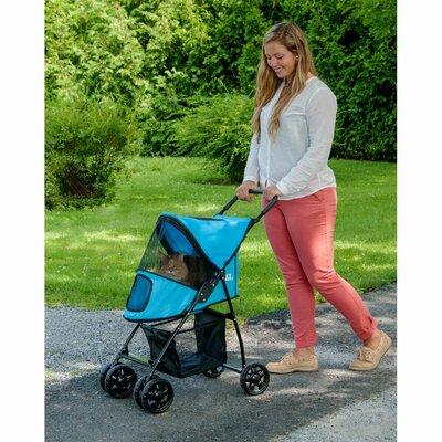 Sport Lite Standard Pet Stroller by Pet Gear
