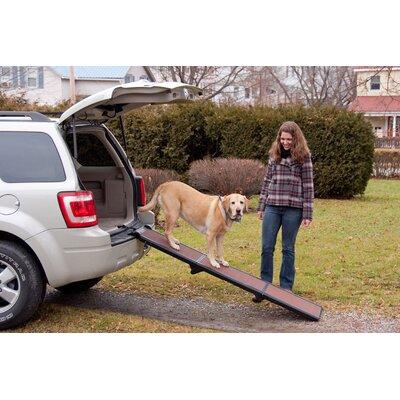 "Pet Gear Travel-Lite Tri-Fold 71"" Pet Ramp"