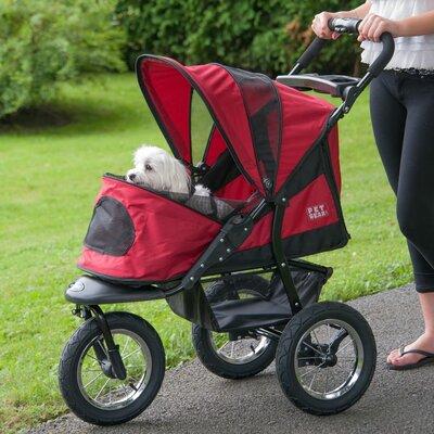 Jogger Pet Stroller by Pet Gear