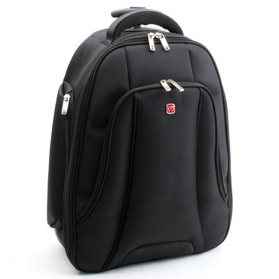 Fly Over Rolling Laptop Backpack by Merax