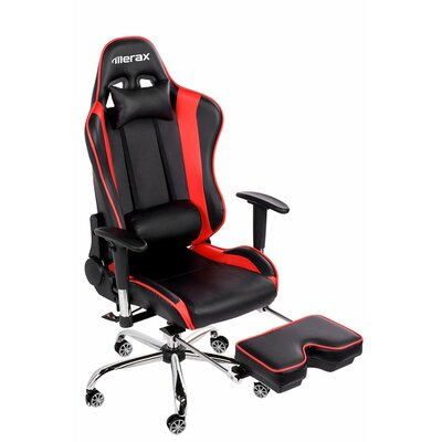 Big and Tall Back Ergonomic Racing Style Computer Gaming Office Chair by Merax