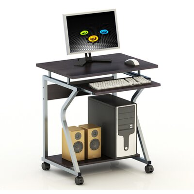 Compact Design Laptop Computer Desk by Merax
