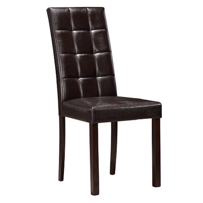 Side Chair VII by Monarch Specialties Inc.