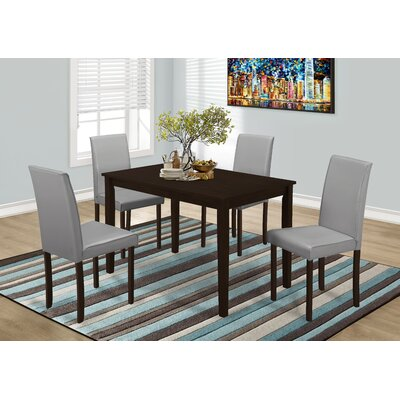 Dining Table by Monarch Specialties Inc.