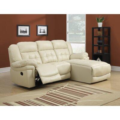 Monarch Specialties Inc. MNQ1940 Reclining Sofa