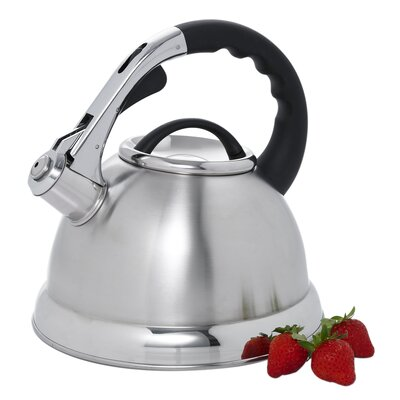 Camile 3-qt. Whistling Tea Kettle by Creative Home