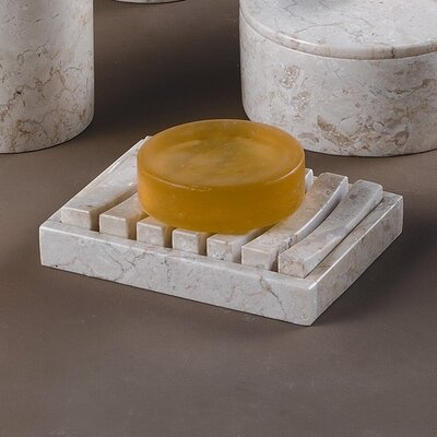Spa Two Piece Soap Dish by Creative Home