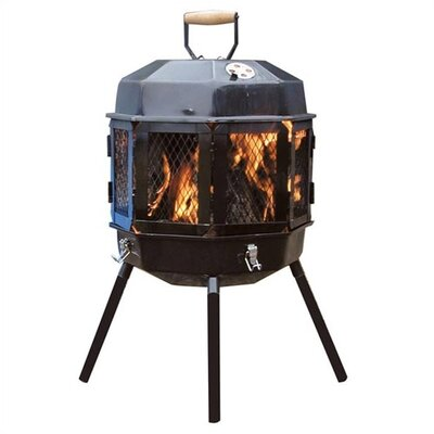 Masterbuilt Charcoal / Wood Fire Pit