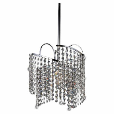 Warehouse of Tiffany Ann Light Crystal Chandelier