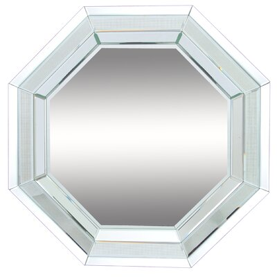 Claire Wall Mirror by A&B Home Group, Inc