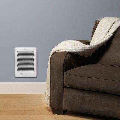 Cadet Com-Pak Plus Series 1,000 Watt Wall Insert Electric Fan Heater