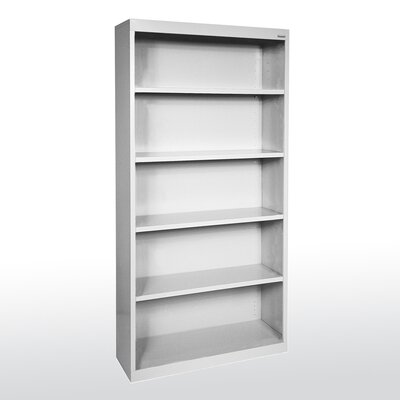 """Sandusky Cabinets 72"""" Standard Bookcase"""