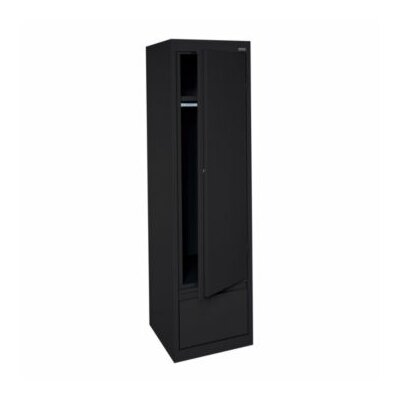Sandusky Cabinets Systems Series 1 Door Storage Cabinet