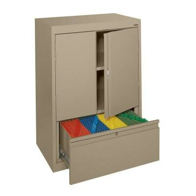 Sandusky Cabinets Systems Series 2 Door Storage Cabinet