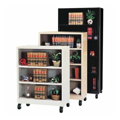 "Sandusky Cabinets Mobile 58"" Standard Bookcase"