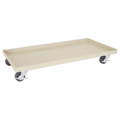 "Sandusky Cabinets 5.5"" x 36"" x 24"" Cabinet Furniture Dolly"