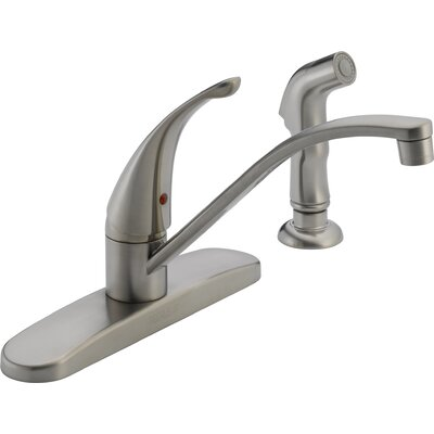 Single Handle Centerset Kitchen Faucet by Peerless Faucets