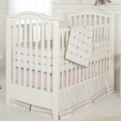 Tufted 3 Piece Crib Bedding Set by Whistle and Wink