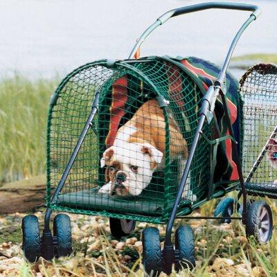 Original SUV Standard Pet Stroller by Kittywalk Systems