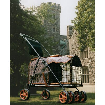 Royale Classic Pet Stroller by Kittywalk Systems