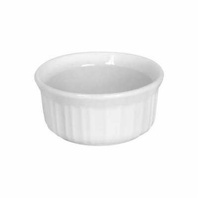 Corningware French White 7 oz. Ramekin